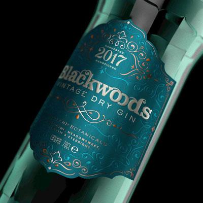 Blackwood's Dry Gin