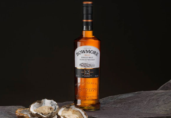 Bowmore Scotish Whisky